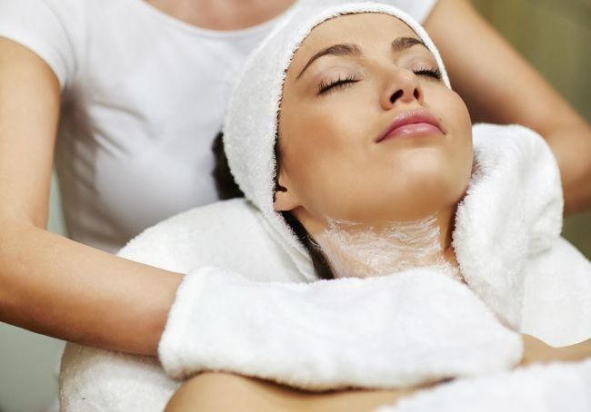 The Harmony Spa Budapest has facial treatments for all skin types.